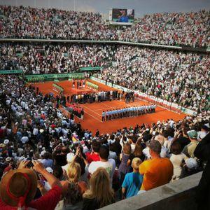 39. Mitt i Wimbledon