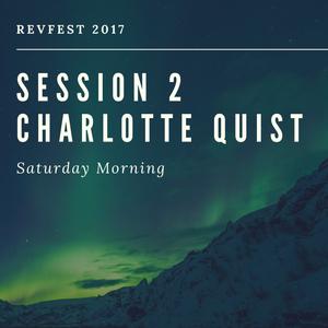 Session 2 / Saturday Morning