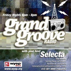 Grand Groove Radio-November 20 2015-A Love Supreme