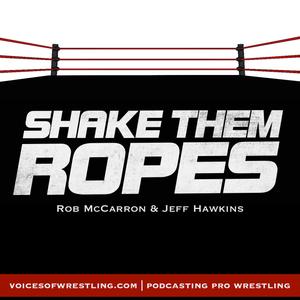 222. Battleground Review, WWE TV, GLOW