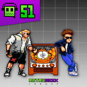 Retrogeek #51 - Kid Chameleon, Comix Zone e Garfield Caught in the Act