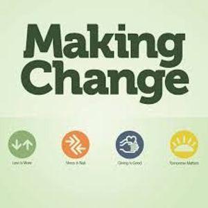 November 5, 2017 :: Making Change - Less is More (Brad Bellomy)