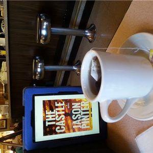 Polis Books' Jason Pinter & THE CASTLE are on the Menu at