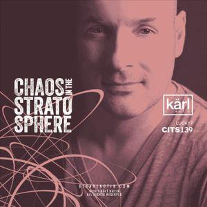 dj karl k-otik - chaos in the stratosphere episode 139b - dj kärl k-otik LIVE at lucky 7