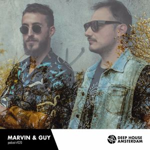 Marvin & Guy - DHA Mix #320
