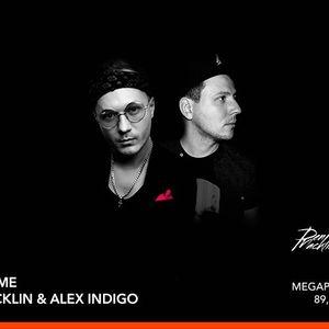 Den Macklin & Alex Indigo - Music Time @ Megapolis 89.5 Fm @ Megapolis 89.5 Fm 17.05.2017