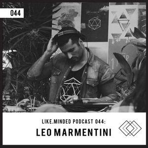 Like.Minded Podcast 044: Leo Marmentini
