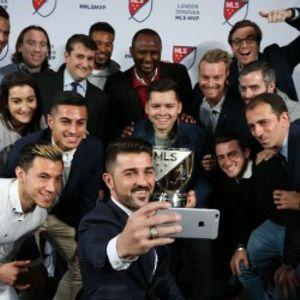 Entrevista con David Villa sobre la campaña #weneedmore, Messi y el MLS