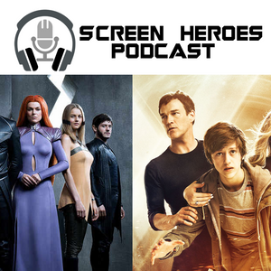 SH S4E14: The Gifted & Inhumans Premieres