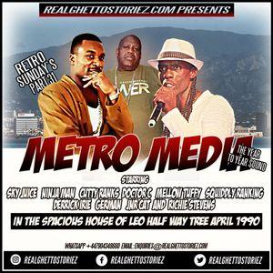 RETRO SUNDAYS PART 31 - METRO MEDIA IN HOUSE OF LEO APRIL 1990