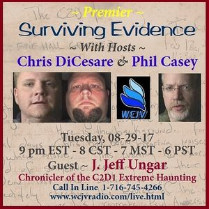 Surviving Evidence PREMIER with Chris DiCesare and Phil Casey_20170829_J.Jeff Ungar