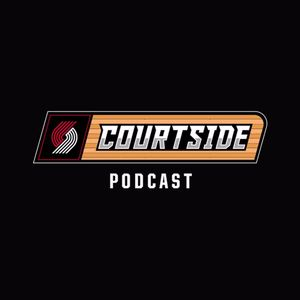 Trail Blazers Courtside October 2, 2017