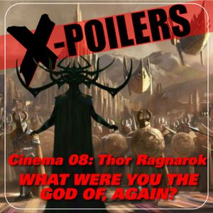 X-Poilers: What were you the god of, again?