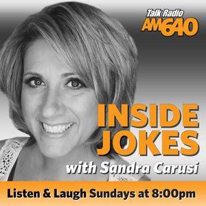Inside Jokes - Sunday July 16th 2017 - Tom Segura, Courtney Gilmour, Sam Burns & Foad HP