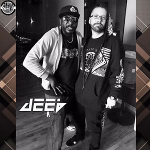 đRum & Bass Friday's with @BrandonDNB on @HushFMRadio (4-28-2017)