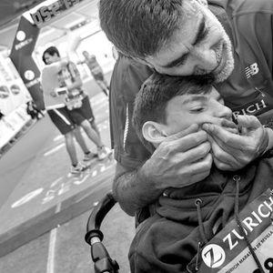 """José Manuel Roás: """"Ver a Pablo en carrera y no emocionarse es imposible"""""""