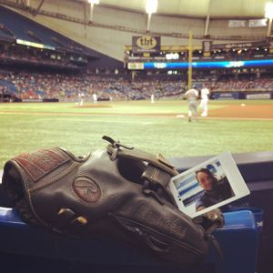Episode 32: Tropicana Field - July 6, 2017 (Boston Red Sox at Tampa Bay Rays)