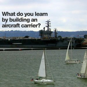 Chinese aircraft carriers and IKEA meatballs
