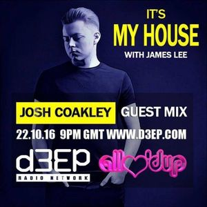 "Guestmix for ""In My House"" for D3EP Radio Network (22/10/16)"