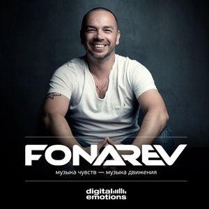 Vladimir Fonarev - Digital Emotions @ Megapolis 89.5 Fm 03.04.2017