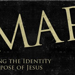Series on Book of Mark - Part 1 (Audio)