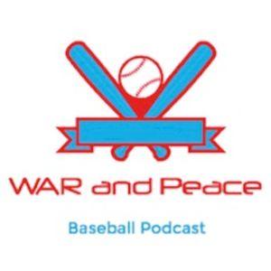 WAR & Peace Baseball Podcast - More Bellinger Love w/ Special Guest JR Hernandez! (Episode 76)