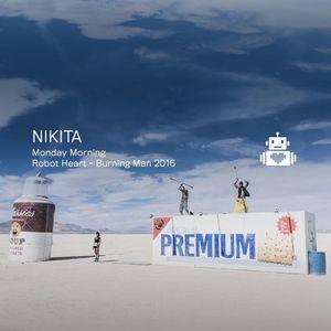 Nikita - Robot Heart - Burning Man 2016