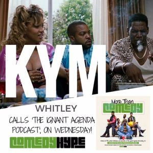 Ignant 1 on 1 with Kym Whitley