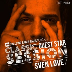 SOULSIDE RADIO CLASSIC GUEST SESSION SVEN LOVE Live CHEERS
