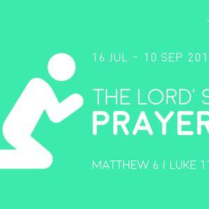 """6. """"Forgive Us Our Debts"""" (Psalm 32 & Matthew 18:21-35)"""