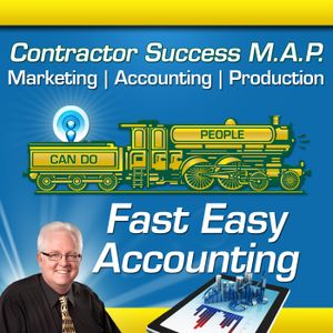 0212: Contractors Get Better Results When QuickBooks Is Cleaned Before Filing Taxes