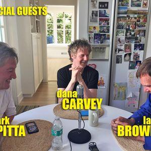 Succotash Chats Epi154: Riffin' with Dana Carvey, Mark Pitta & Larry Brown