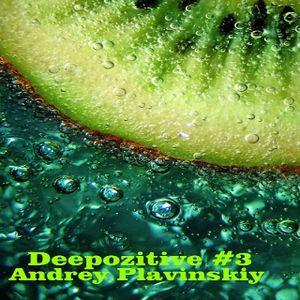 Andrey Plavinskiy - Deepozitive #3 (23.05.2014  live on radiocanyon.ru)