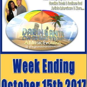 Darin & Anita on Grand Strand Show from Week Ending October 15th 2017
