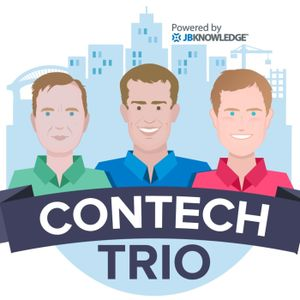 ConTechTrio 67: AR/VR for Construction with Ric Khan from Mortenson Construction and Tech You Should