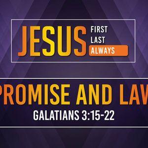 Promise & Law (Audio)