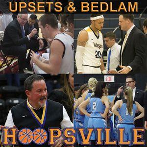 Hoopsville: Upsets and Bedlam (Jan. 7, 2018)
