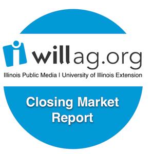 Jul 28   Closing Market Report with@ZEUSHOYO @ScottIrwinUI @snodgrss @AgribleInc