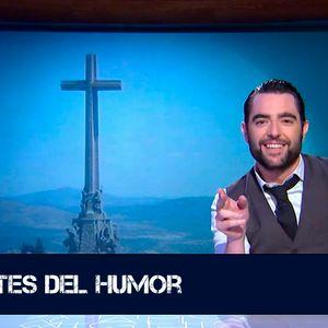 La Teleadicta: El chiste de Dani Mateo sobre la Cruz del Valle de los Caídos le lleva a los Tribunal