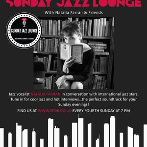 Sunday Jazz Lounge with Natalia Farran - 22/10/2017