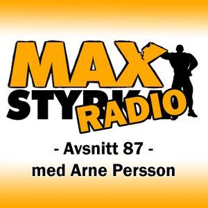Avsnitt 87 - Arne Persson