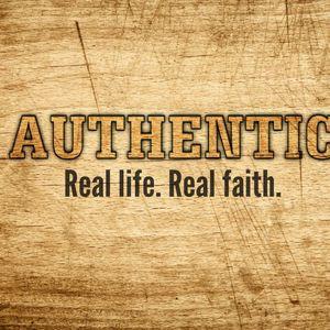 Authentic // Week 11 // 07-23-17