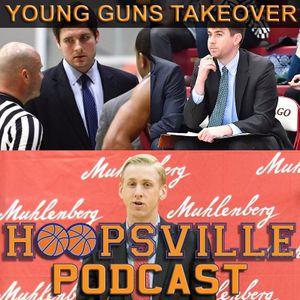 Hoopsville Preseason Podcast: Young Guns as Head Coaches
