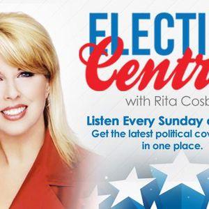 3/26/17 Rita Cosby Interviews Rep. Marsha Blackburn, NYC Mayoral Candidate Bo Dietl, WABC Host Sid R
