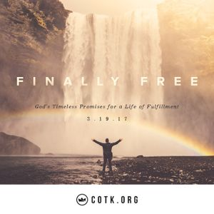 Finally Free - Discovering Purpose
