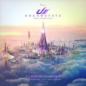 Gareth Emery - Live @ Dreamstate (San Francisco, United States) - 28-MAY-2017