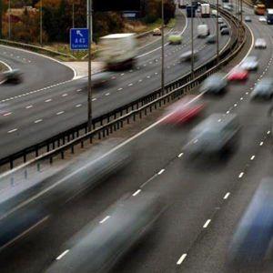 Service sector PMI up while car sales slump