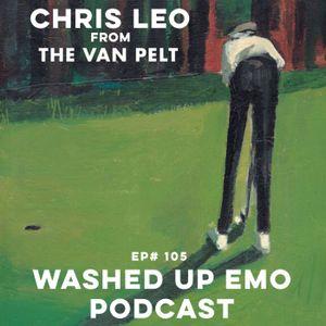 #105 - Chris Leo (Native Nod, The Van Pelt)