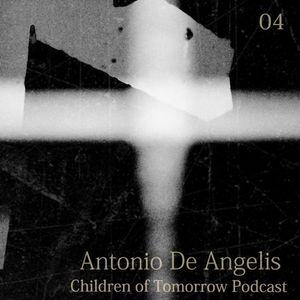 Children Of Tomorrow's Podcast 04a - Antonio De Angelis