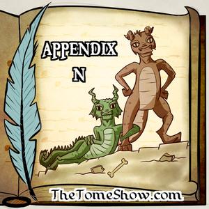 The Appendix N Podcast - Episode 42 - The Carnelian Cube by L. Sprague de Camp and Fletcher Pratt